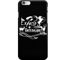 Harry Potter Powers - Expecto Patronum iPhone Case/Skin