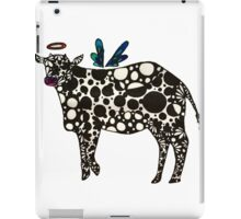 All cows go to heaven  iPad Case/Skin