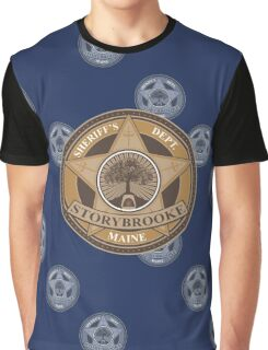 Once Upon a Time - Sheriff's Dept. Graphic T-Shirt