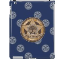 Once Upon a Time - Sheriff's Dept. iPad Case/Skin