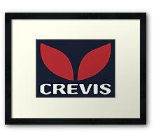 Crevis Logo - 1 (GTA V) Framed Print