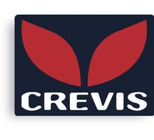 Crevis Logo - 1 (GTA V) Canvas Print