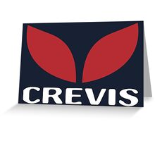 Crevis Logo - 1 (GTA V) Greeting Card