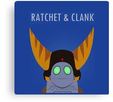 Ratchet And Clank Movie 2016 Canvas Print