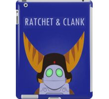 Ratchet And Clank Movie 2016 iPad Case/Skin