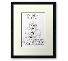Mac Demarco Another One Framed Print
