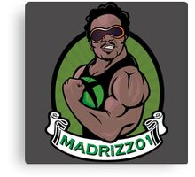 Madrizz01 Canvas Print