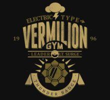 Vermillion Gym Kids Tee