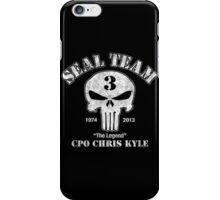 US Sniper Chris Kyle American Legend iPhone Case/Skin