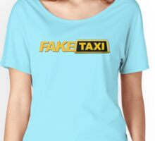 fake taxi driver Women's Relaxed Fit T-Shirt
