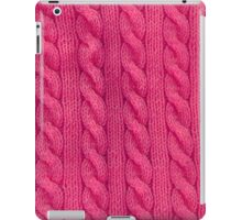 Pink Cables iPad Case/Skin