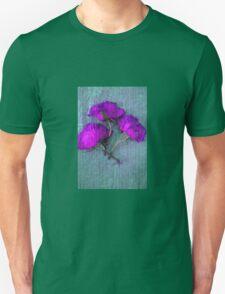 Magenta Rose Trio T-Shirt