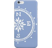 Show me the north... be my COMPASS iPhone Case/Skin