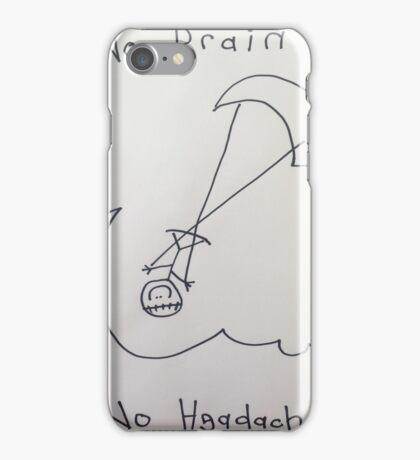 Kitesurfing  iPhone Case/Skin