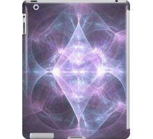 The Diamond of Enlightened Living [Museum of Mount Olympus]   Original Fractal Art  iPad Case/Skin