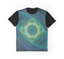 Essence of a Sea Turtle | Original Fractal Art  Graphic T-Shirt