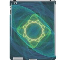 Essence of a Sea Turtle   Original Fractal Art  iPad Case/Skin