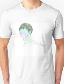 TAEHYUNG LINEART Unisex T-Shirt