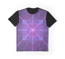 Infinite Power Grid | Original Fractal Art  Graphic T-Shirt