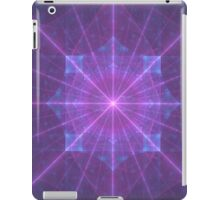 Infinite Power Grid   Original Fractal Art  iPad Case/Skin