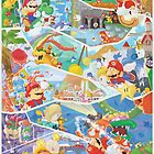 30 years of Mario (60 Left !) by orioto
