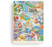 30 years of Mario (52 Left !) Metal Print