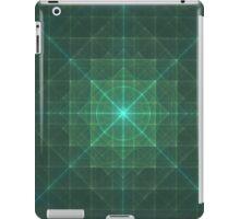 Grid Essence   Original Fractal Art  iPad Case/Skin