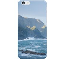 Cliffs at Port, Glencolmcille iPhone Case/Skin