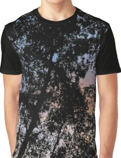 Through the trees. Graphic T-Shirt