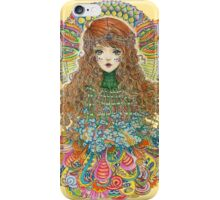 Psychedelic Mother Nature iPhone Case/Skin