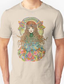 Psychedelic Mother Nature T-Shirt