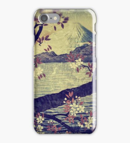 Templing at Hanuii iPhone Case/Skin