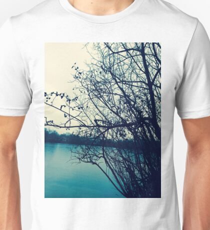 Bare branches. Unisex T-Shirt