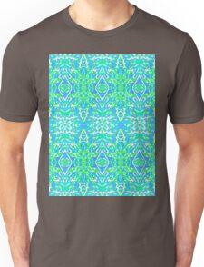 Floral Geometric Pattern Unisex T-Shirt
