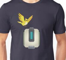 Minimalist Bastion and Ganymede Unisex T-Shirt