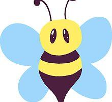 Bumblebee Cutie by SaradaBoru