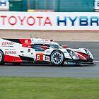 Toyota Gazoo Racing No 6 by Willie Jackson