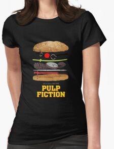 Hamburguer! :D Womens Fitted T-Shirt