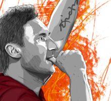 Francesco Totti - AS Roma Sticker
