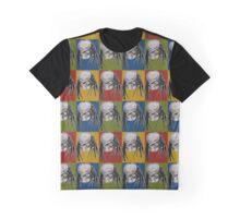 Pop Art Predator Graphic T-Shirt