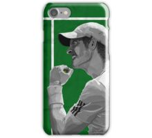 Andy Murray iPhone Case/Skin