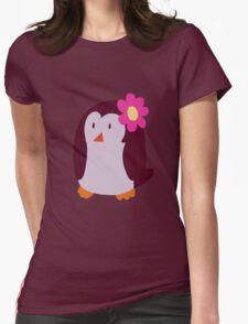 Flower Penguin T-Shirt