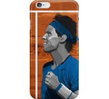 Rafa Nadal iPhone Case/Skin