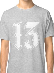 Lucky Number 13 Classic T-Shirt