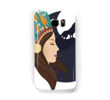 Native indian Samsung Galaxy Case/Skin