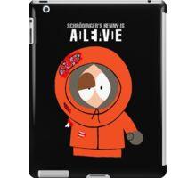 Shroedinger's Kenny iPad Case/Skin