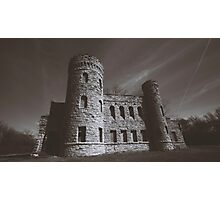 Castle in the City Photographic Print