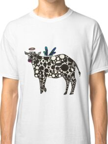 All cows go to heaven  Classic T-Shirt