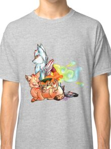 Okami: The Wolves Of The Brush Classic T-Shirt
