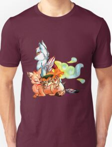Okami: The Wolves Of The Brush Unisex T-Shirt